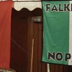 Falkirk Bhoys No Pasaran