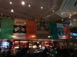 Galashiels CSC flag in Philadelphia