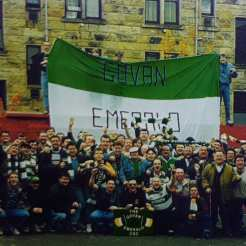 Govan Emerald CSC with shield 1990s
