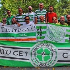 Italian Celts banners