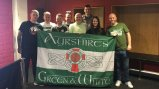 Michael Davitt CSC Ayrshires Green and White