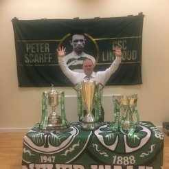 Peter Scarff CSC Linwood banner with PTT