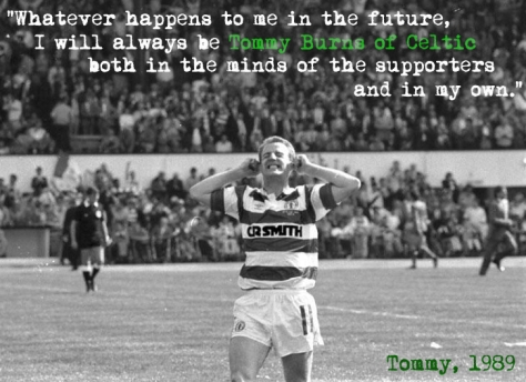 Tommy Burns 1988