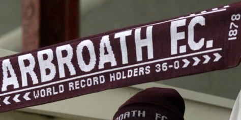 arbroath scarf world record