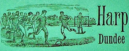 harp of dundee image from match ticket amended