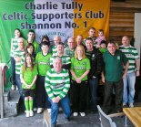 Charlie Tully CSC Shannon