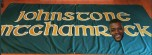 Johnstone Ntchamrock banner with facej