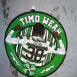 Timo Weah sticker