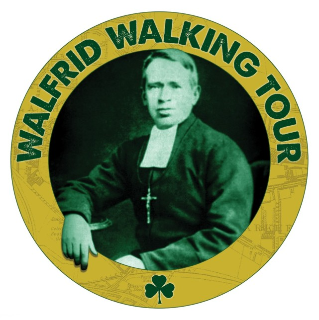 Walfrid Walking Tour logo 1