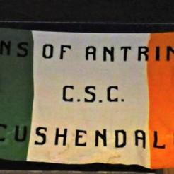 Glens of Antrim CSC banner Vegas