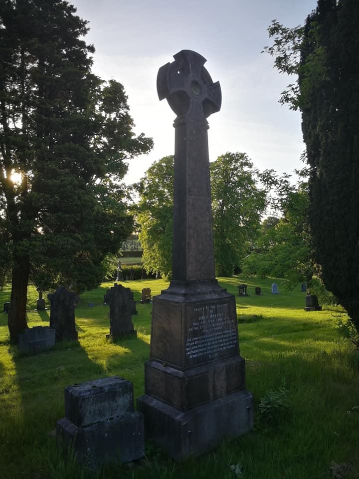 Hugh Murphy Memorial Dalbeth 1