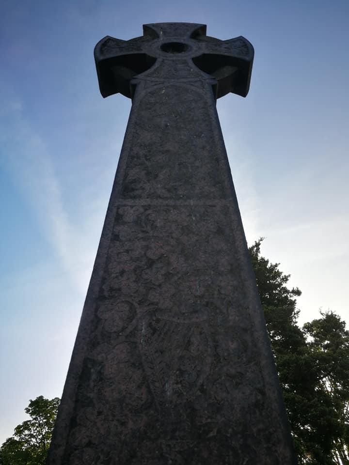 Hugh Murphy Memorial Dalbeth tall