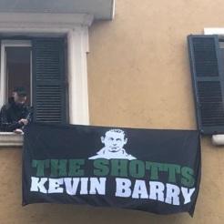 Shotts Kevin Barry CSC