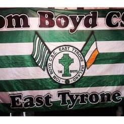 Tom Boyd CSC East Tyrone