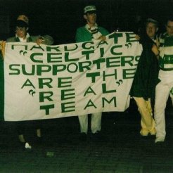 Hardgate Celtic are the real team banner