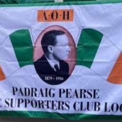 Padraig Pearse CSC Lochee banner updated version
