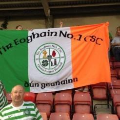 Tir Eoghain No.1 Tyrone No.1 CSC banner